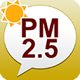 PM2.5・黄砂アラート